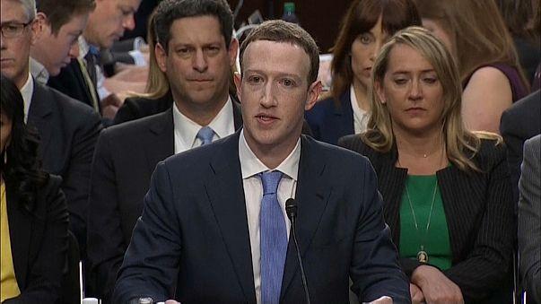 """Zuckerberg: """"Das war mein Fehler"""""""