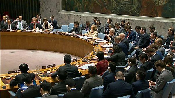 Rusya'dan ABD'nin Suriye tasarısına veto