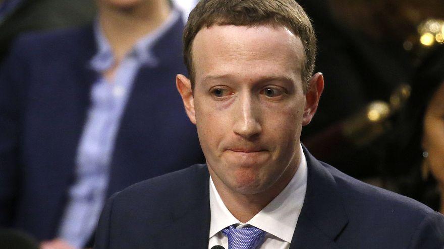 """Цукерберг: """"Это моя личная ошибка"""""""