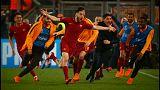AS Rom schafft Sensation gegen Barcelona