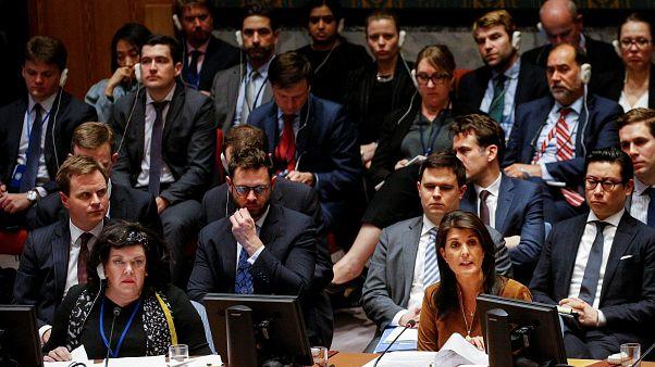 UN-Sicherheitsrat blockiert rivalisierende Resolutionsentwürfe