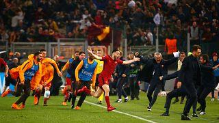Şampiyonlar Ligi'nin favorileri çeyrek finalde elendi