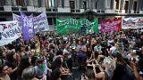 Διαδηλώσεις υπέρ και κατά των αμβλώσεων