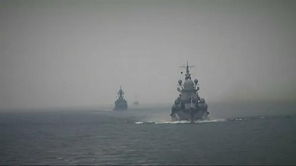 Készenlétben az amerikai haditengerészet a Földközi-tengeren