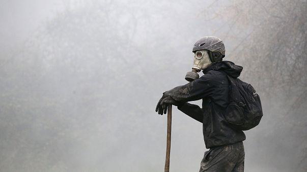Protestcamp Notre-Dames-des-Landes: Besetzer wehren sich gegen Räumung