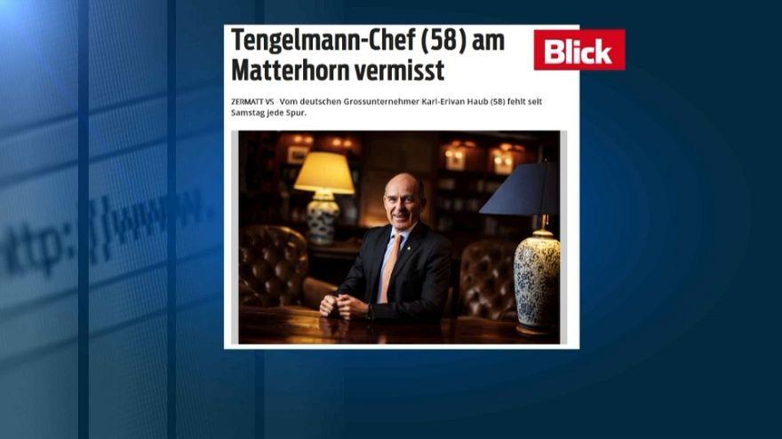 Verzweifelte Suche nach vermisstem Tengelmann-Chef