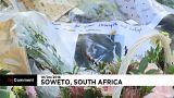 Poursuite des adieux de l'Afrique du Sud à Winnie Mandela