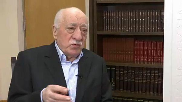 Φετουλάχ Γκιουλέν: «Η Άγκυρα με θέλει νεκρό»