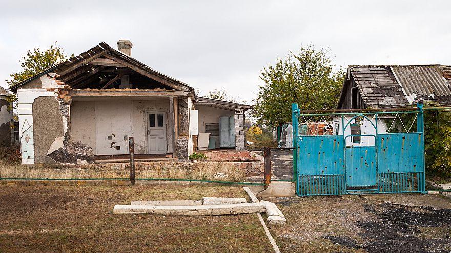 Sur la ligne de front : reconstruire des vies brisées à l'est de l'Ukraine