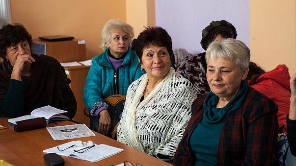 Desde el frente: reconstruir vidas destruidas en el este de Ucrania