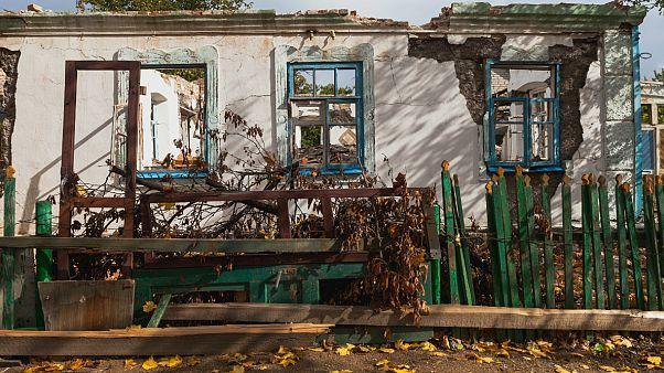 Élet a frontvonal mögötti Kelet-Ukrajnában