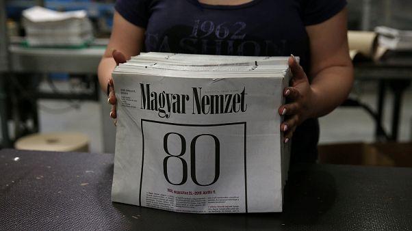 Ουγγαρία: Τίτλοι τέλους για εφημερίδα της αντιπολίτευσης