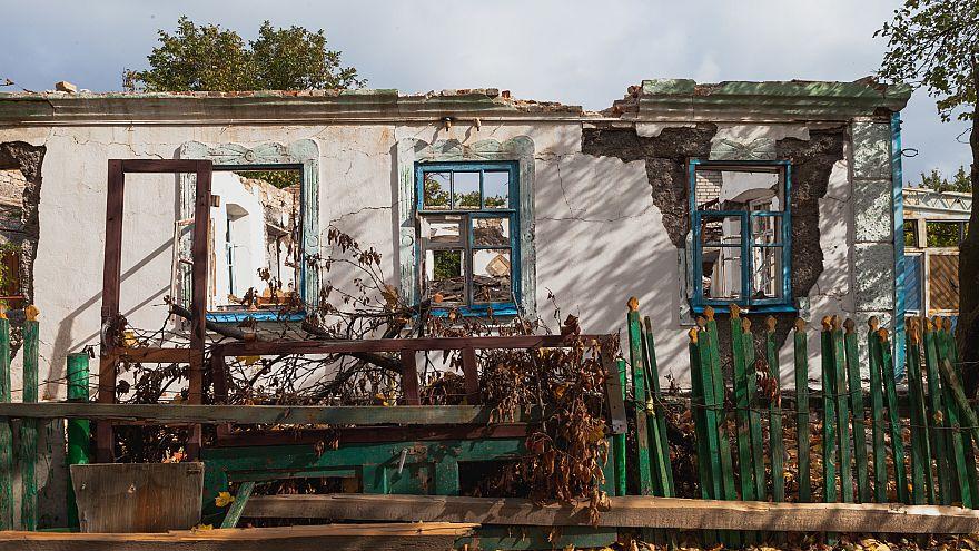 """""""Donbass Savaşı'nda ölülere bile rahat yok"""""""