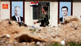 سفیر روسیه در لبنان: موشکهای آمریکایی را در آسمان سوریه  نابود میکنیم