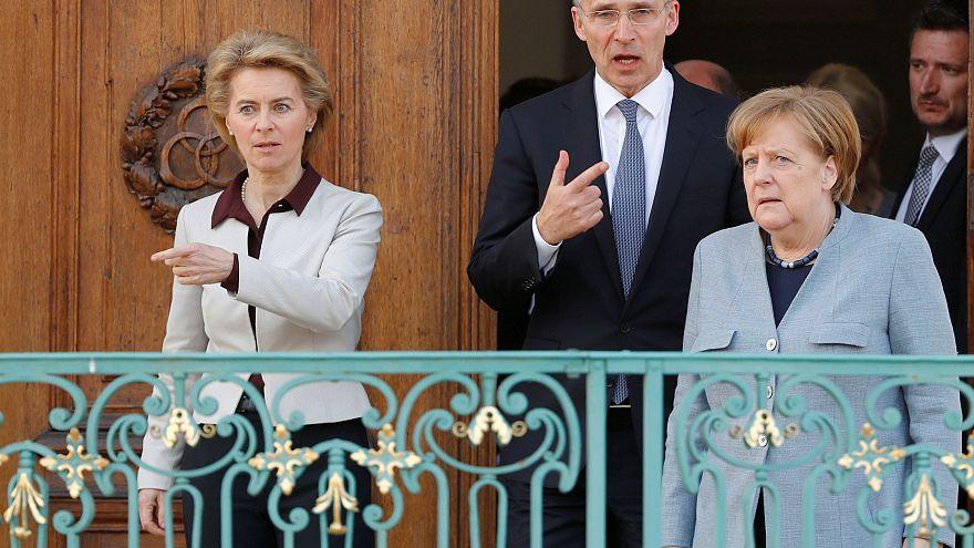 Nicht ohne meine NATO - Merkels Kabinett tagt in Meseberg