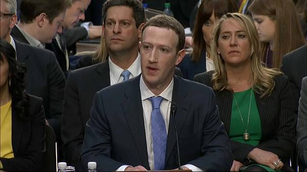 Mark Zuckerberg faces Senate over data breach