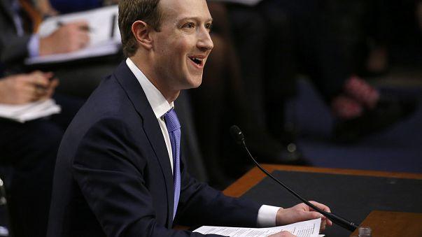 """Sur le grill, Mark Zuckerberg a été """"très bon"""""""