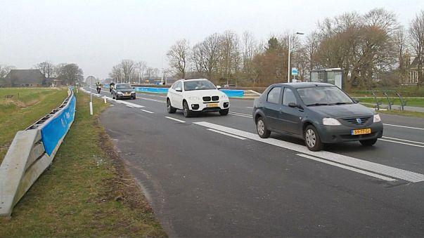 Dutch residents rage at singing road in their village