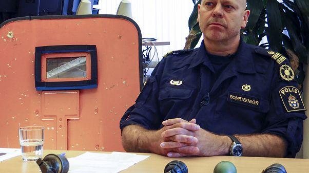 La Svezia ha un problema con le granate - ecco perché