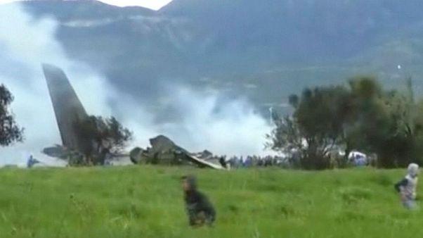 سقوط هواپیمای نظامی در الجزایر: تعداد قربانیان به ۲۵۷ نفر رسید