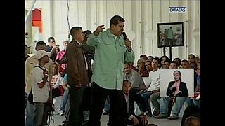 Maduro critica la cancelación del viaje de Trump a Latinoamérica