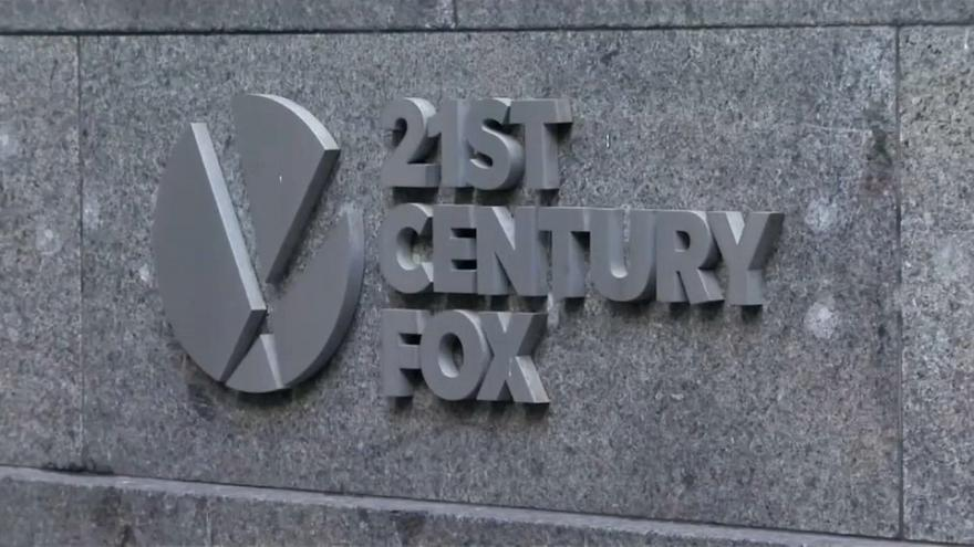 Registro sorpresa en las oficinas londinenses de la Fox