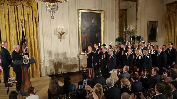 همه اخراجیهای کاخ سفید در پانزده ماه زمامداری ترامپ