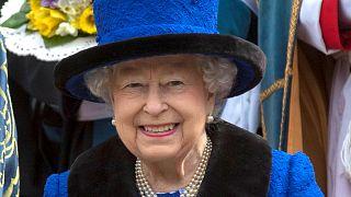 Queen reißt Trump-Witz