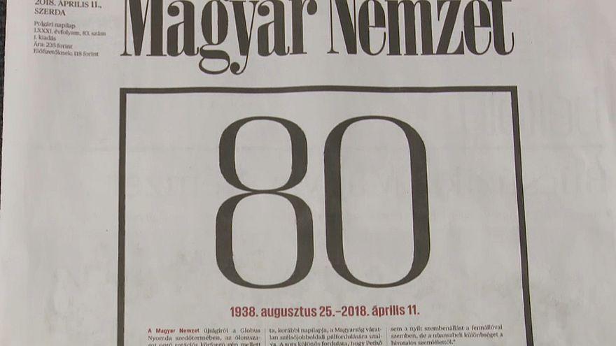 Ungheria: dopo la vittoria di Orban chiude lo storico giornale Magyar Nemzet