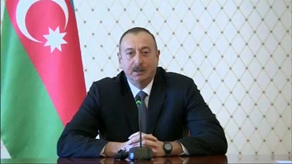 Azerbajdzsán elnököt választ: Ilham Aliyev negyedszer?