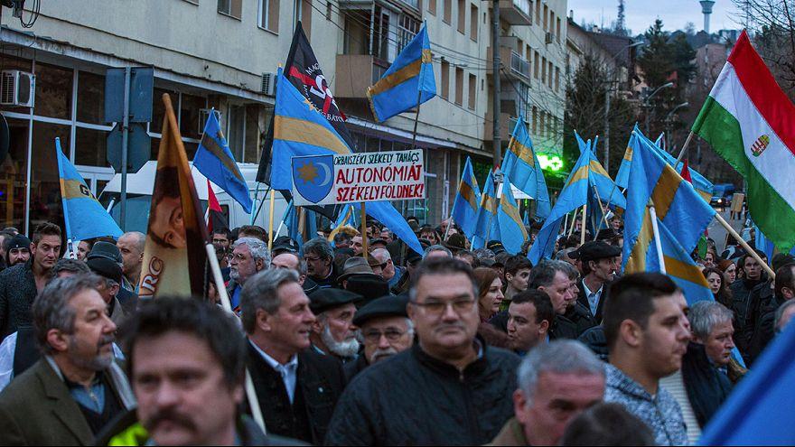 Szenvedélyes vita a román parlamentben Székelyföld autonómiájáról