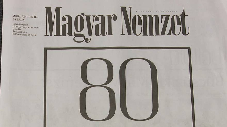 Закрывается старейшая венгерская газета