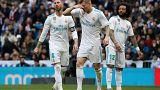 Defence depleted Real Madrid prepared for Juventus