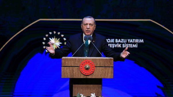 Cumhurbaşkanı Erdoğan: İlle de Roman olsun