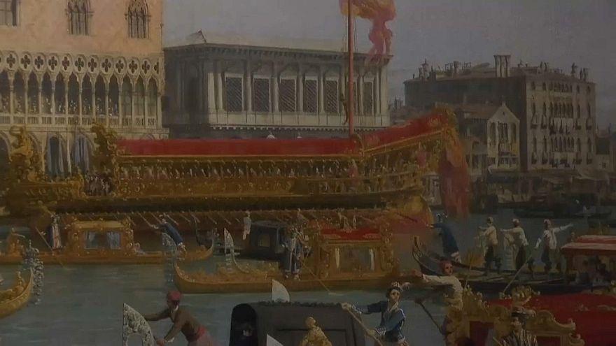 Al romano Palazzo Braschi una grande mostra su Canaletto