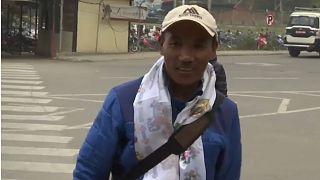 Rekordversuch: Sherpa will zum 22. Mal auf den Everest