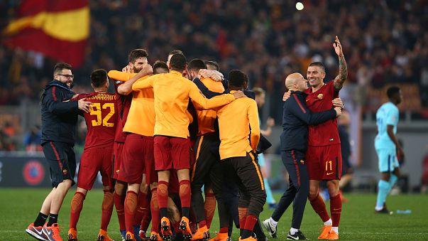 Un match historique pour l'AS Roma