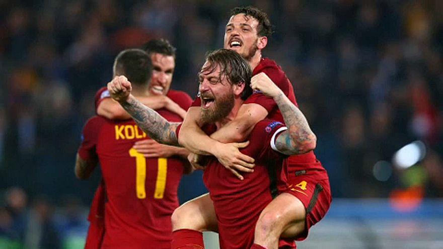 """AS Roma – egy """"őrült"""" edző fantasztikus csapata"""