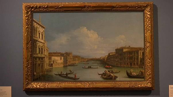 Canaletto's works were known for their realism and vibrancy