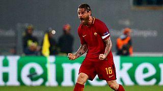 La Roma hace historia ante un Barça nulo