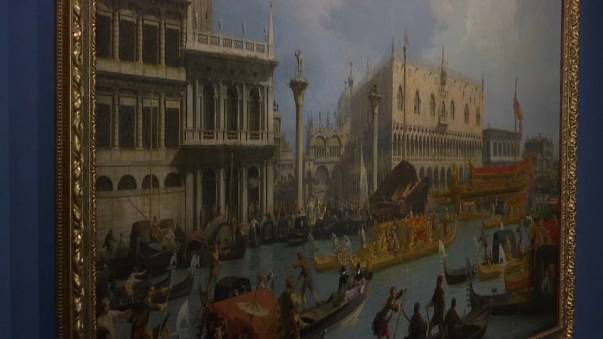 Zum 250. Todestag: Canaletto-Austellung in Rom