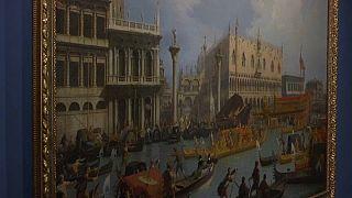 Canaletto se muda a Roma