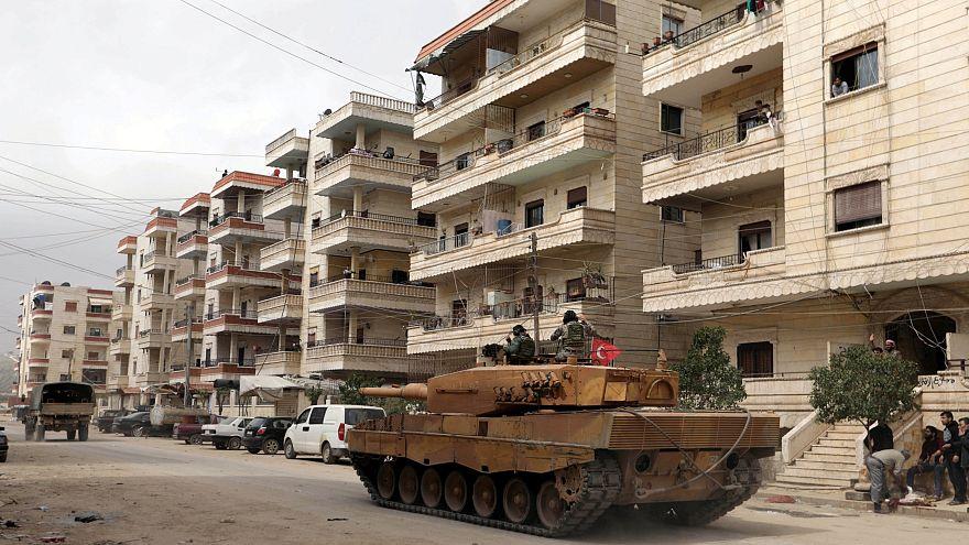 """Türkei will Afrin kontrollieren, """"bis die Terrorgefahr gebannt"""" ist"""