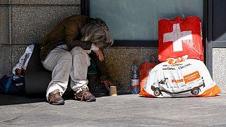 İsviçre'de yoksulluk oranı yüzde 1