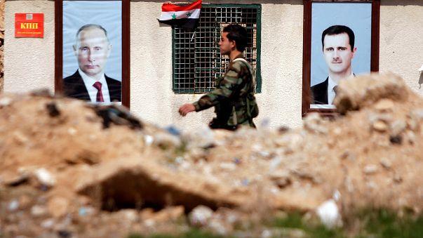 بعد تغريدة ترامب .. سوريا تخلي مطاراتها وقواعدها وروسيا تحذر من التداعيات