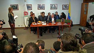 El partido FARC acusa a EE.UU. de poner en peligro la paz con la detención de Santrich