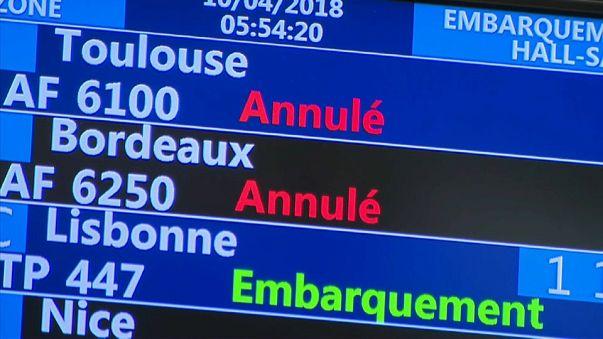 Greve da SNCF pode custar 700 milhões de euros