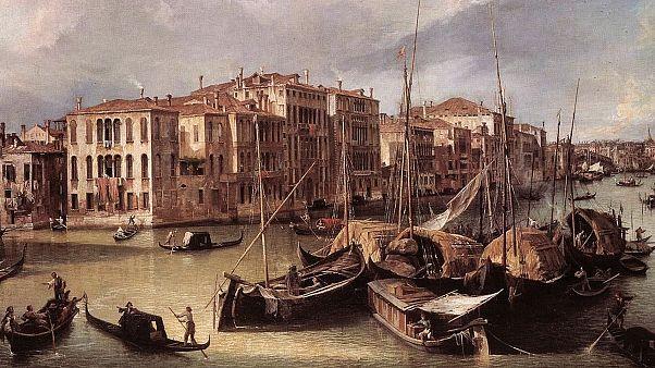 Canaletto, un regard sur Venise