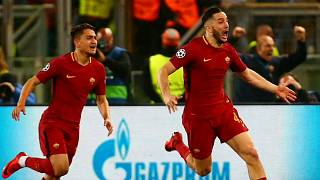 Roma gamble against Barcelona paid off, says coach