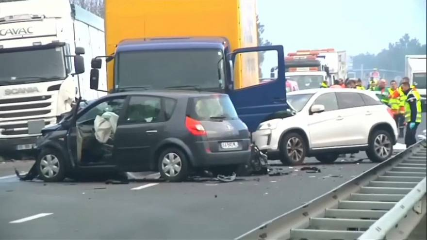 25.300 morts sur les routes de l'UE en 2017